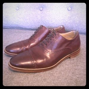 Cole Haan Grand.OS Cap Toe Oxford